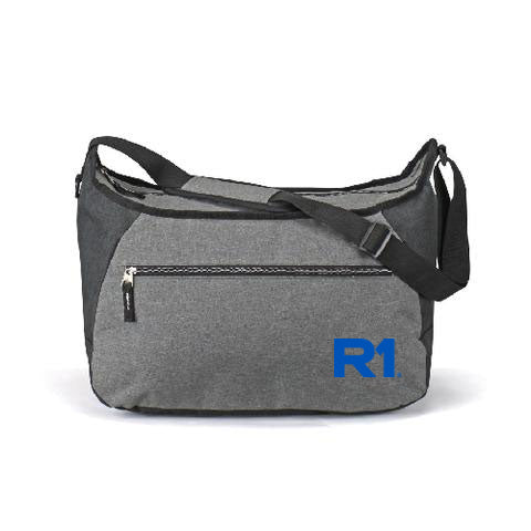 R1 Heathered Travel Bag