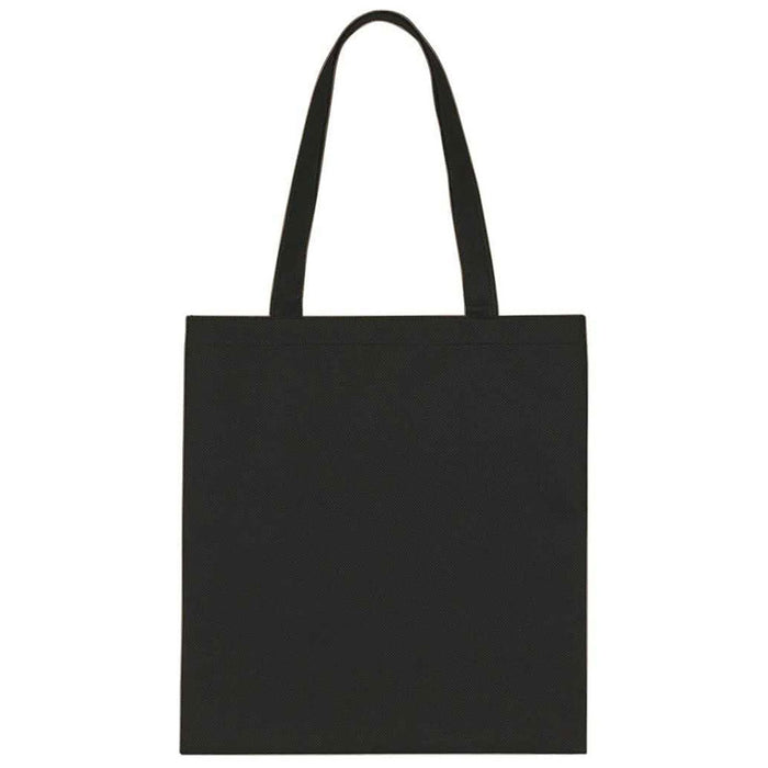 BLANK Black Grocery Bag *Stocked in the USA* - 178 Pack - CLOSE OUT
