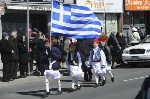 Greek parade March 2015 2