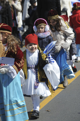 Greek parade March 2015 4