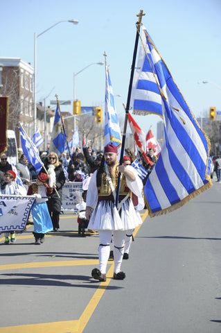 Greek parade March 2015 5