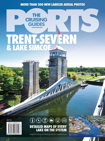 2016 Ports Cruising Guide (e-book) - Trent Severn & Lake Simcoe