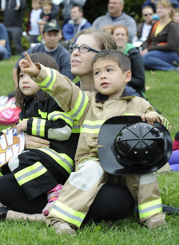Burlington Fire Open House