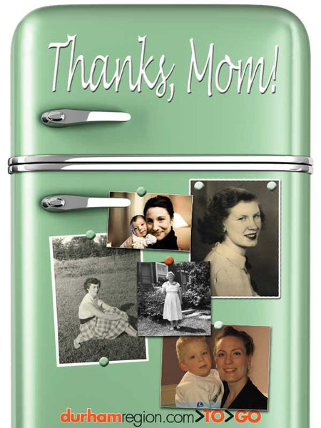 Thanks, Mom! - ePub