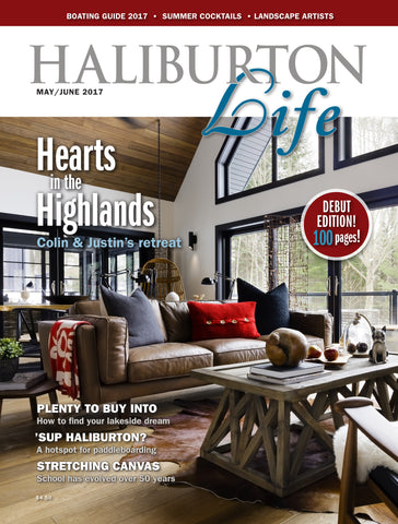 Haliburton Life Magazine