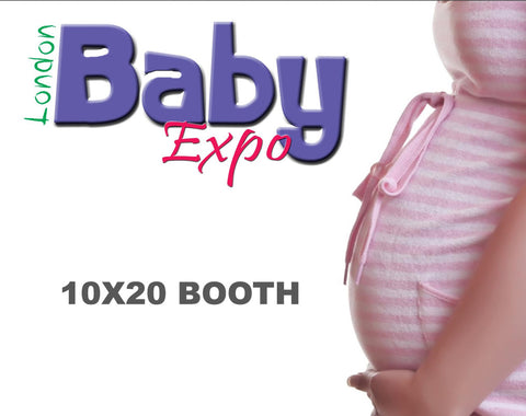 London Baby Expo Exhibitor Space: 10X20 Booth