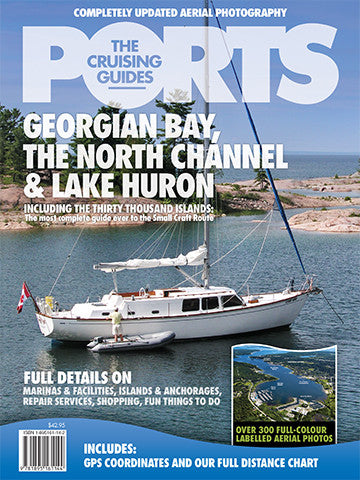 2014 Ports Cuising Guide (e-book) - Georgian Bay