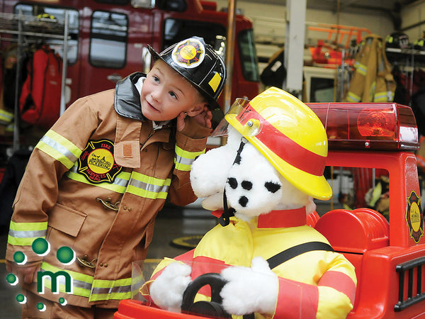 Fire Chief for a day