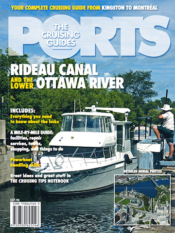 2007 PORTS Cruising Guide (e-book) - Rideau Canal Edition