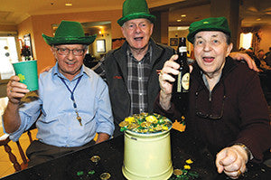 Celebrating St. Patrick's Day in Barrie