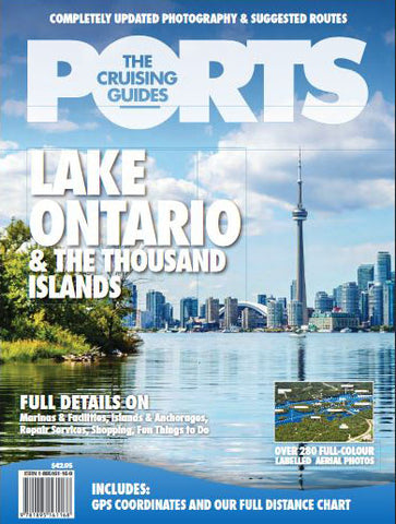 2016 Ports Cuising Guides (ebook) Lake Ontario Edition