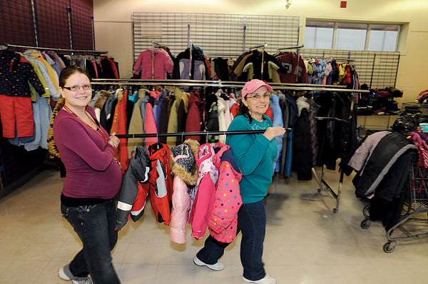 Coats for Kids in Barrie