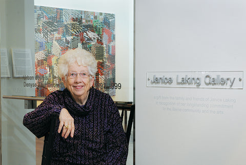 Former Barrie mayor Janice Laking