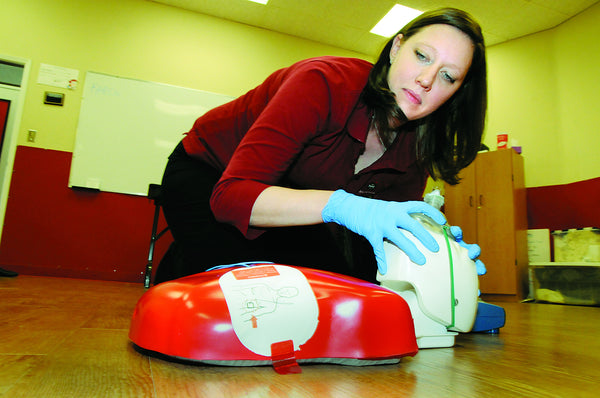 Free CPR training in Barrie
