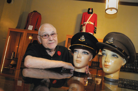 Remembrance Day events in Barrie