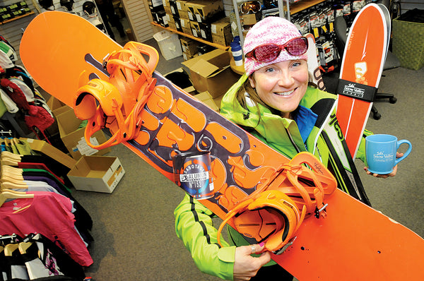 Ski swaps set in Barrie
