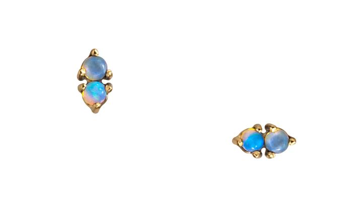 Two-Step Earrings