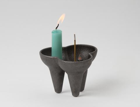 Trinity Incense Burner