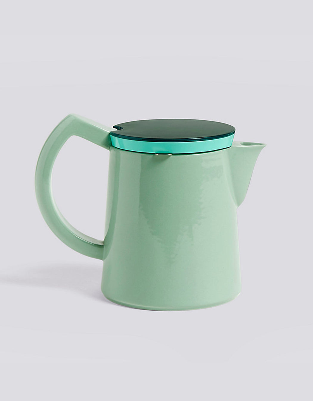 Sowden Coffee Pot in Mint from HAY brand. Available at Easy Tiger Goods Toronto.
