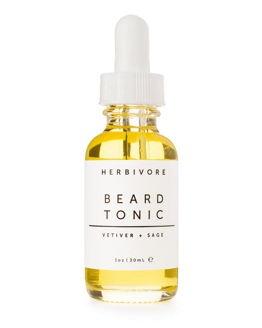 Beard Tonic | Vetiver + Sage