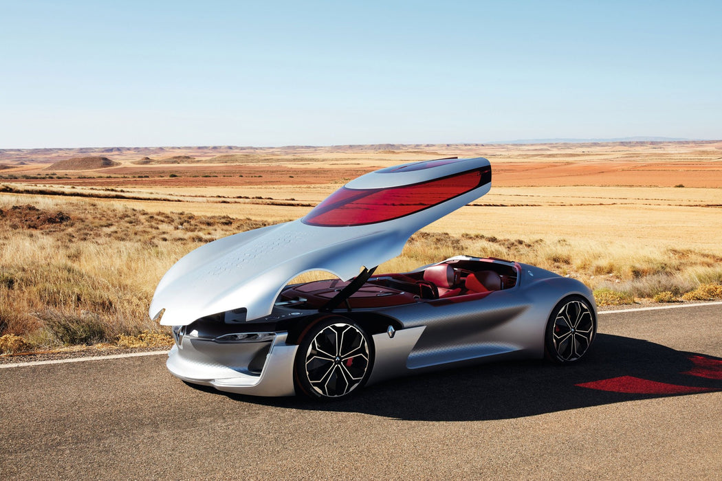 Fast Forward. The Cars of the Future, the Future of Cars.