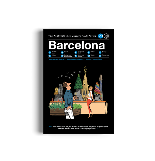 Barcelona: The Monocle Travel Guide Series