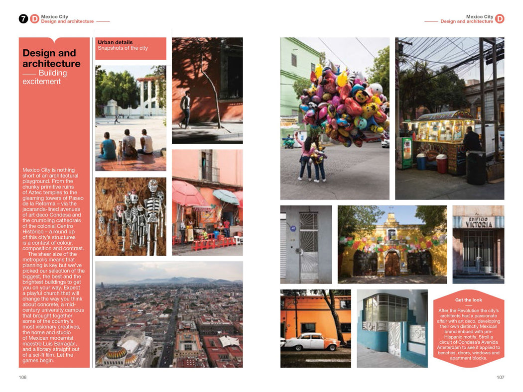 Mexico City: The Monocle Travel Guide Series