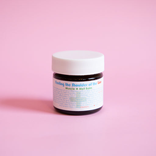 Lion Muscle Melt Balm