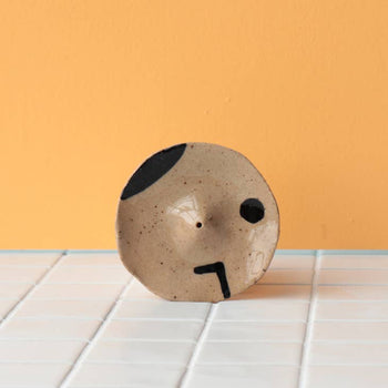Shapes Incense Holder by Nightshift Ceramics. Available at Easy Tiger Goods Toronto.