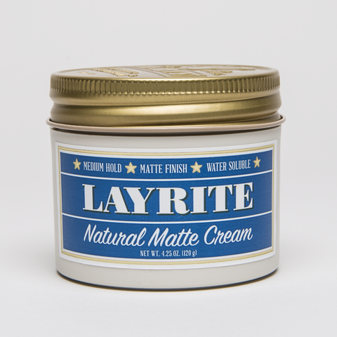 Natural Matte Cream Pomade