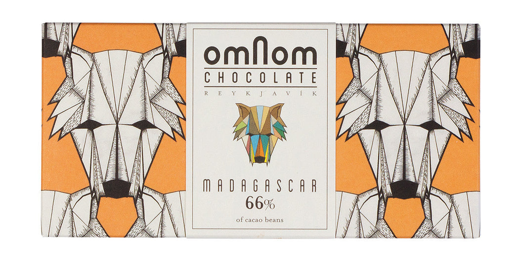 Milk of Madagascar 66% - Chocolate