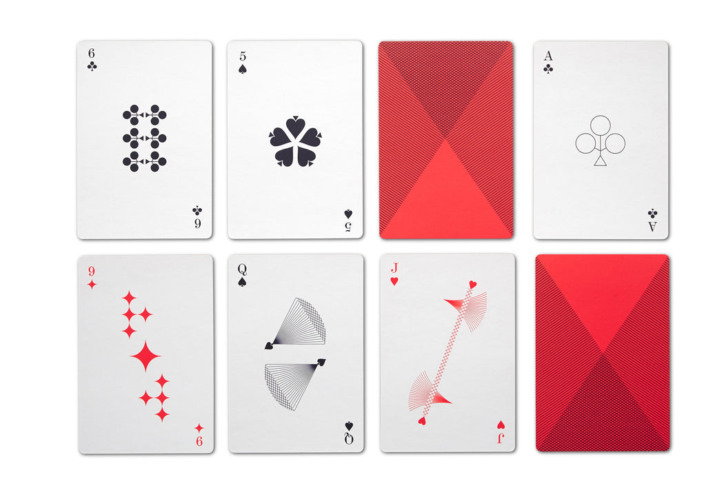 Playing Cards - Blue