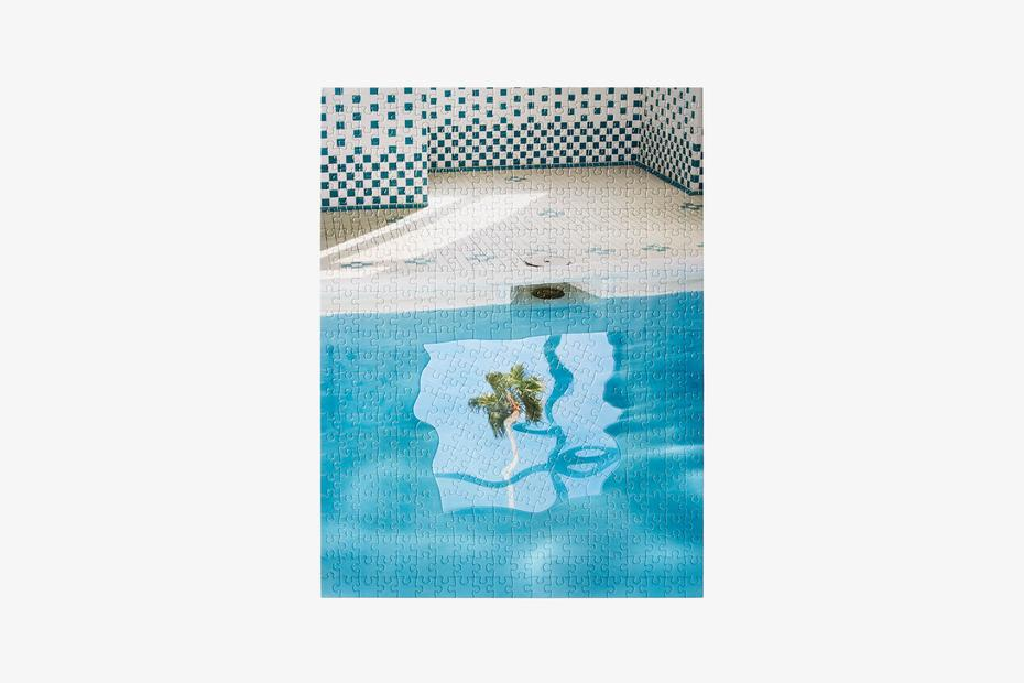 Areawear Puzzle in Puzzle, Pool. Available at Easy Tiger Goods Toronto.