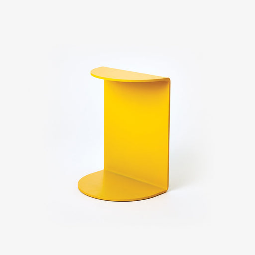 Areawear Reference Book End in Yellow. Available at Easy Tiger Goods Toronto.
