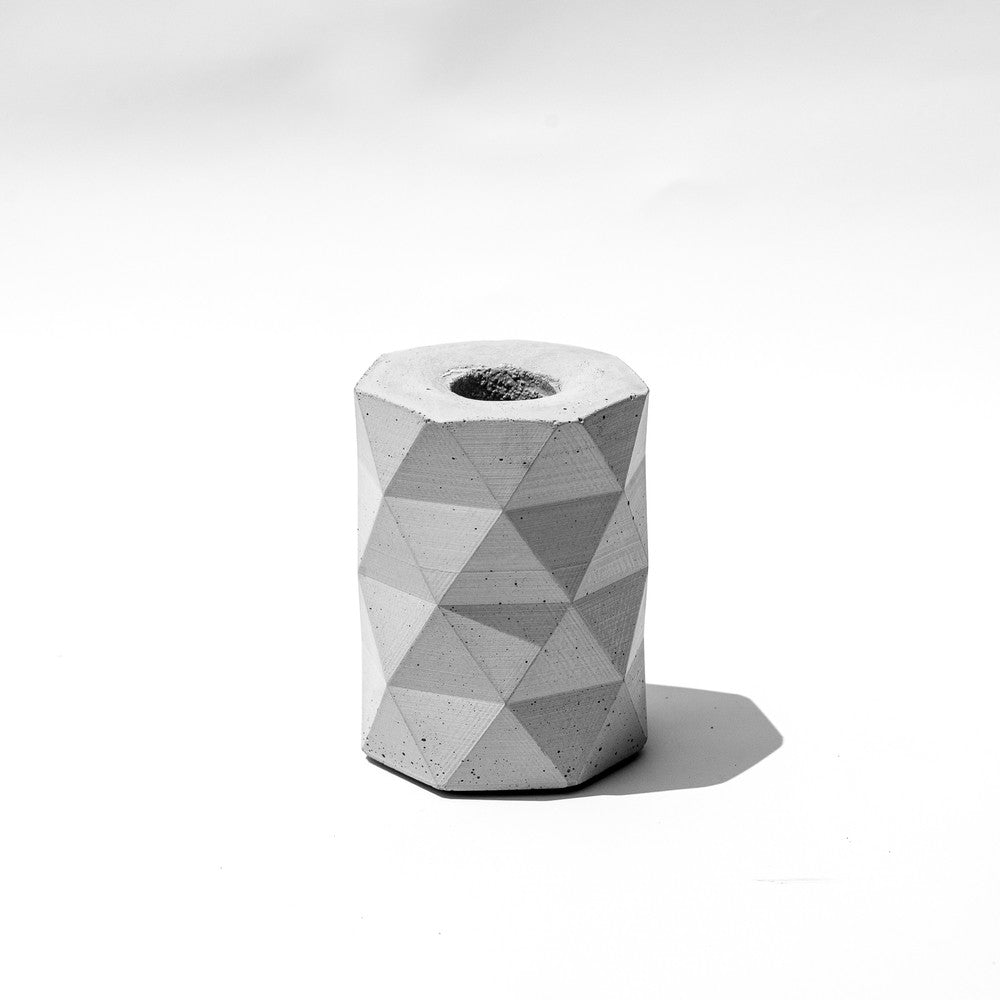 Rumigami Concrete Candle Stick