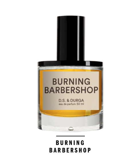 Burning Barbershop - 50ml