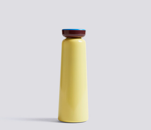 Sowden Bottle - Light Yellow, Small