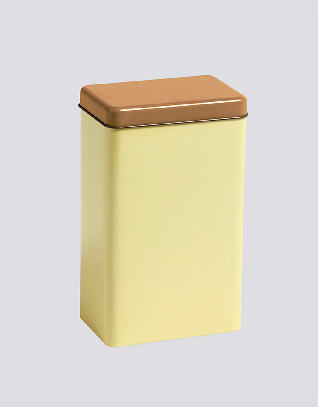 Sowden Tin in yellow from HAY brand. Available at Easy Tiger Goods Toronto.