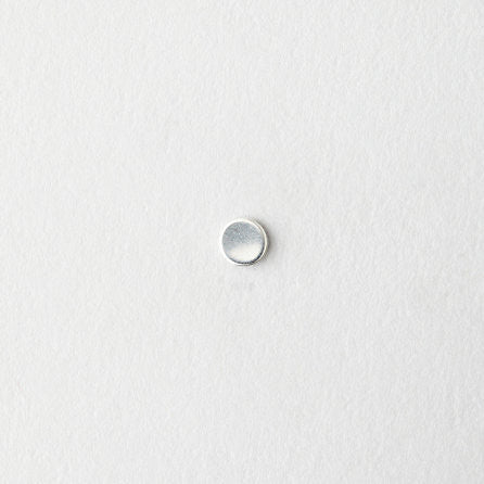Dot Earring - Sterling Silver - Sold individually