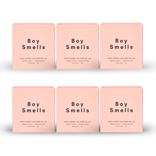 Boy Smells Candles. Available at Easy Tiger Goods Toronto.