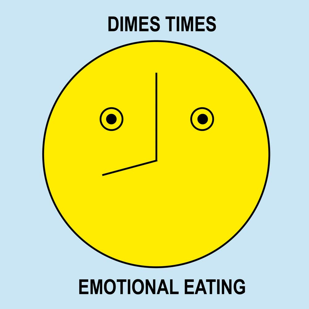 DIMES Emotional Eating Cookbook. Available at Easy Tiger Goods Toronto.