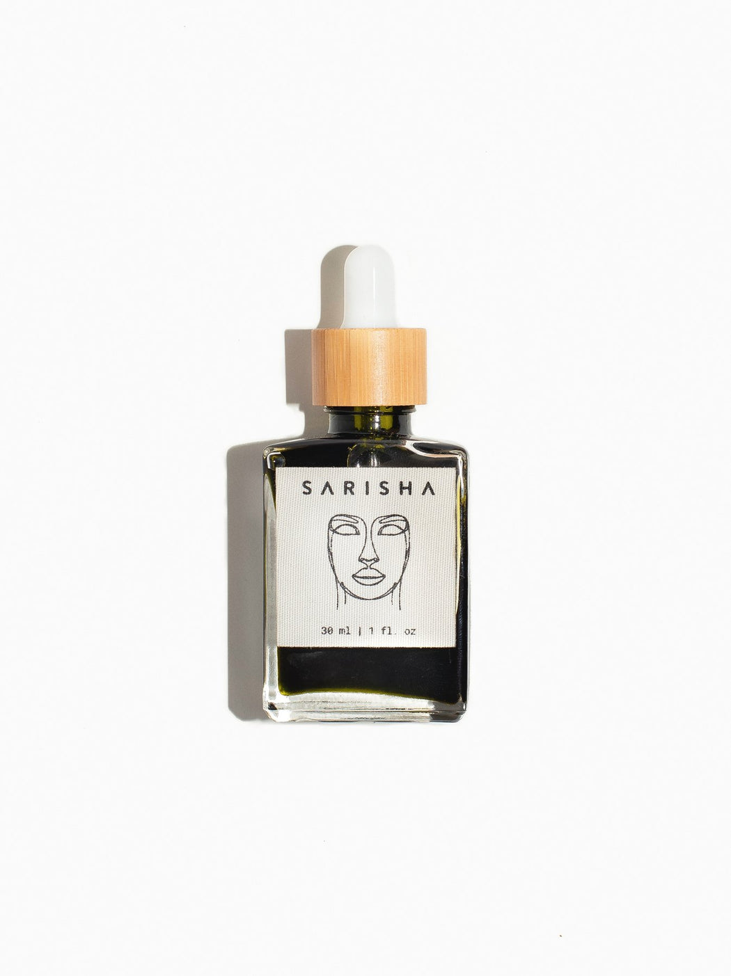 Sarisha Beauty Green Goddess Glow Oil. Available at Easy Tiger Toronto.