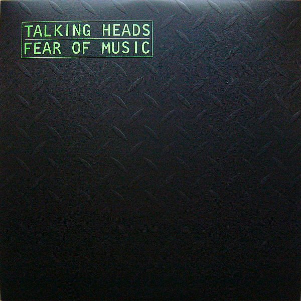 Talking Heads - Fear Of Music - LP