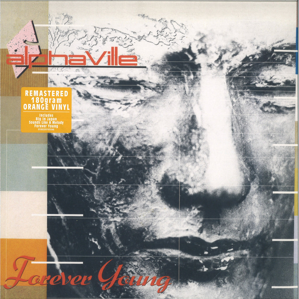 Alphaville - Forever Young (Orange Vinyl) - LP Dubai