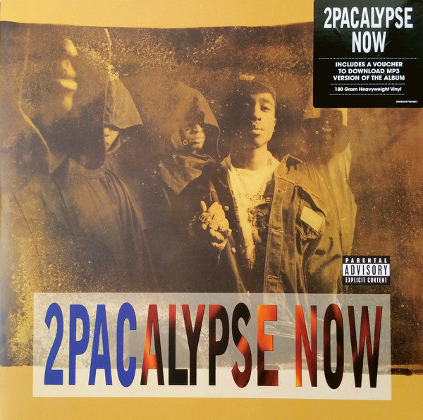 2Pac - 2Pacalypse Now - 2LP Dubai