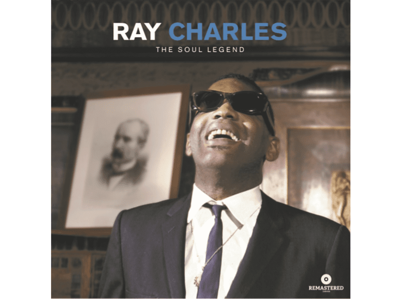 Ray Charles - The Soul Legend - 3LP Box