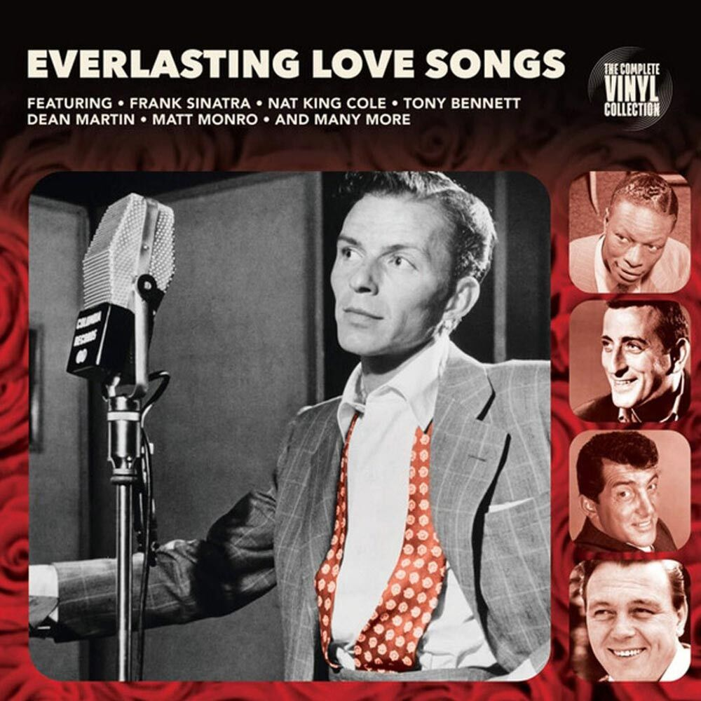 Everlasting Love Songs buy vinyls online
