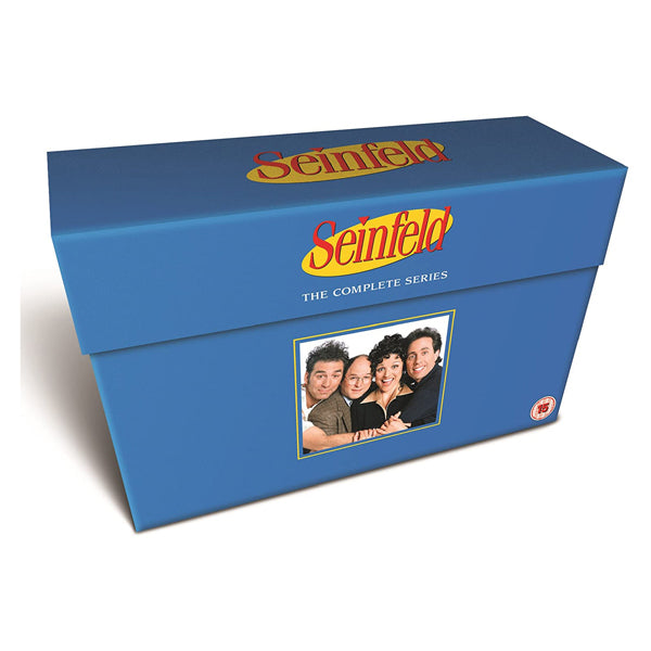 Seinfeld Series 1-9 The Complete Series 33 Disc DVD Box Set