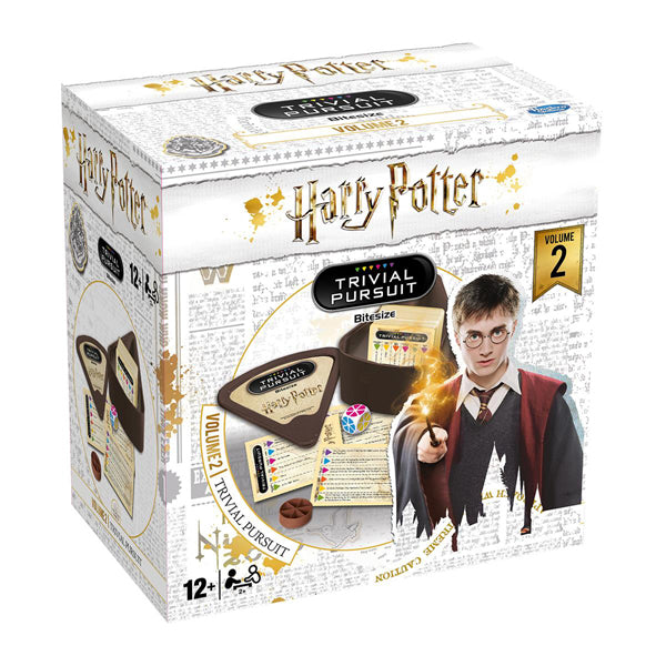 Harry Potter Trivial Pursuit Volume 2 Card Game