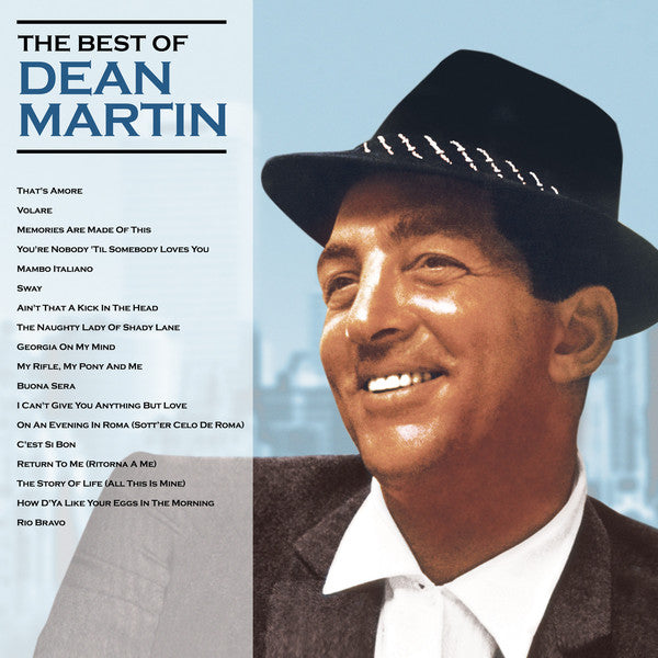 Dean Martin -The Best Of - LP
